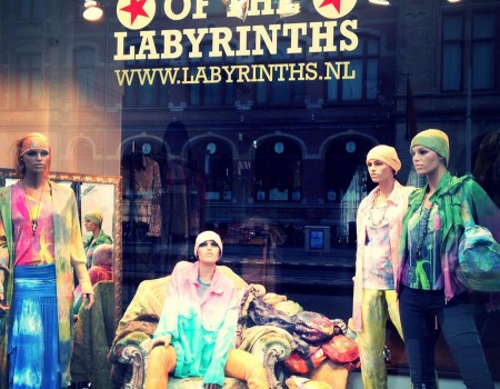The People of the Labyrinths – Fashion