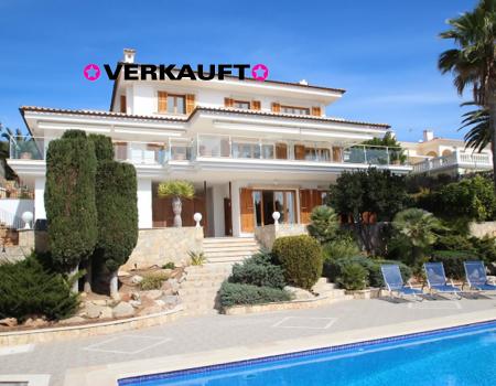 Luxuriöse Villa mit Traumblick – Bendinat