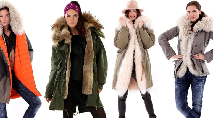 Military-Parka – Must-Haves der Saison
