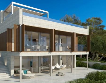 Villa mit atemberaubendem Meerblick!