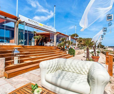 The Royal Beach – Strandbar mit Wohlfühlfaktor