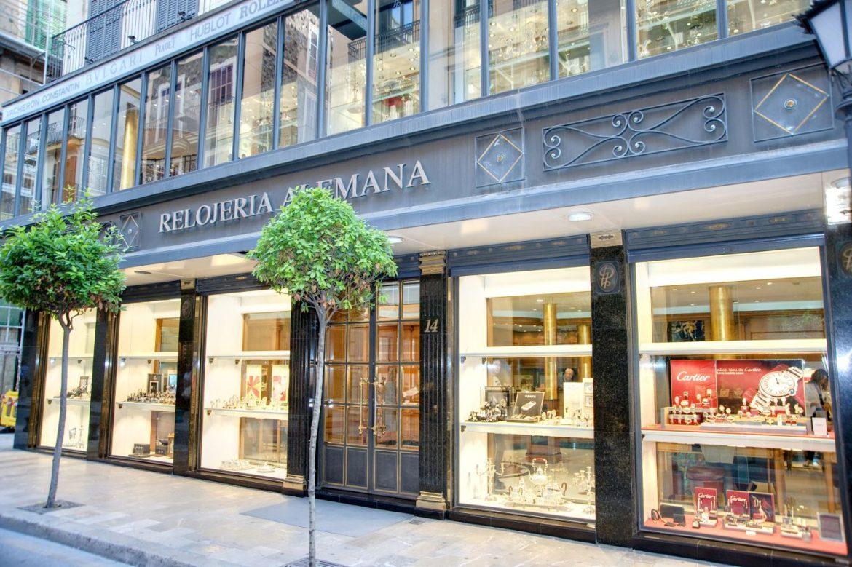 Design Juwelierladen Relojeria Alemana Das Glamourose 643869 ...