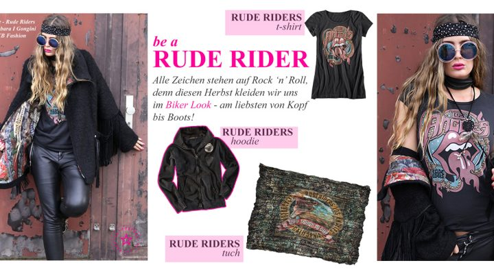 Be a Rude Rider with Rude Riders