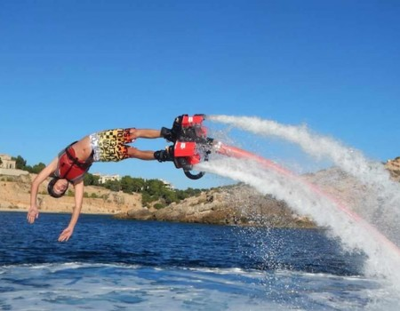 Flyboard – Come and fly!