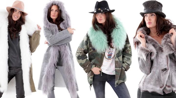 Kuschelige Outfits – Lammfell ist Trend