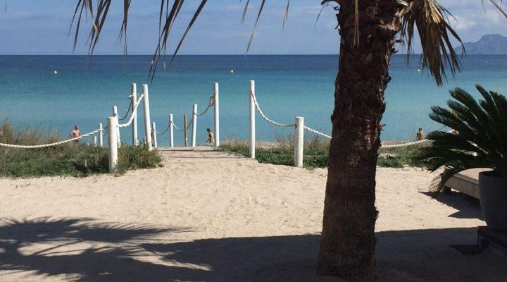 Playa de Muro im Nordwesten