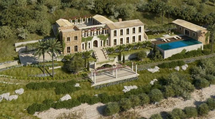 Außergewöhnliche Luxusvilla