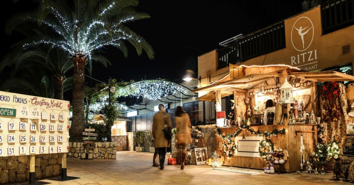 Christmas Market Puerto Portals