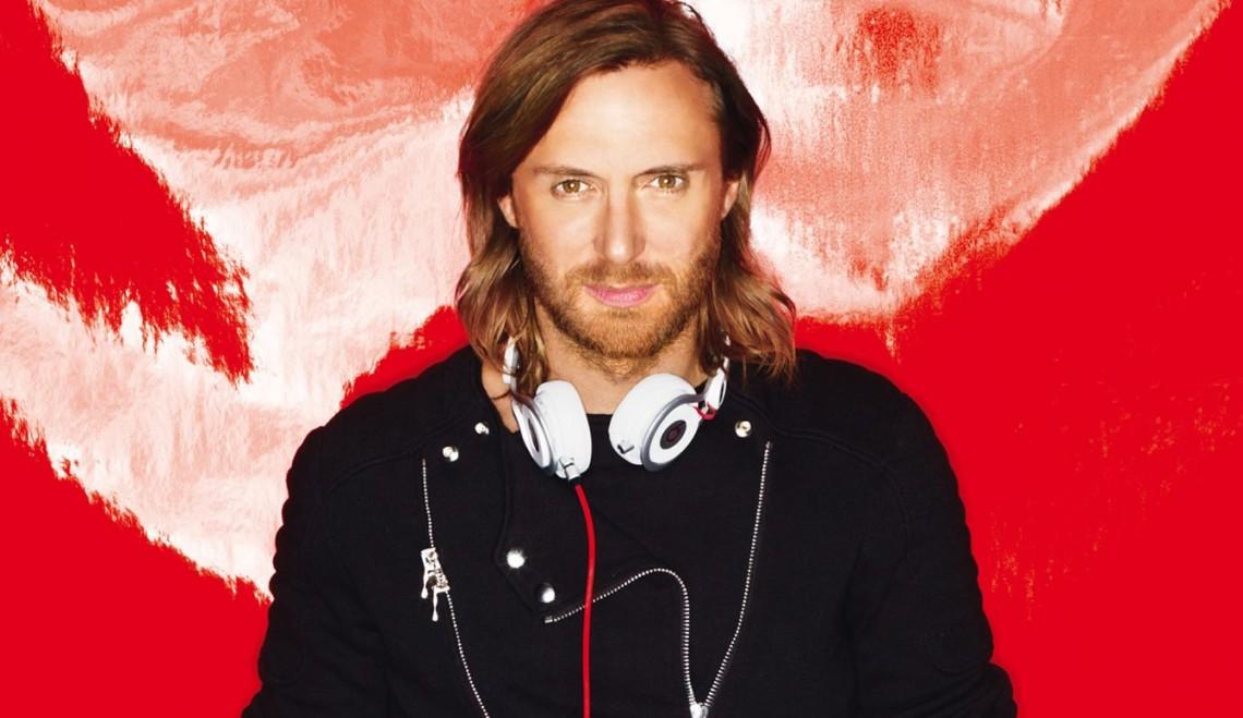 David Guetta @stage