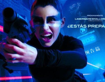 Laser Games Mallorca