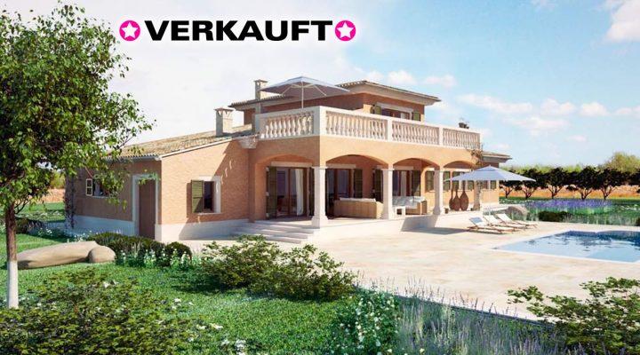 Modernes Mallorquinisches Landhaus