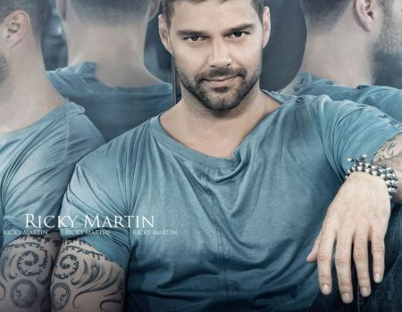 RICKY MARTIN – ONE WORLD TOUR