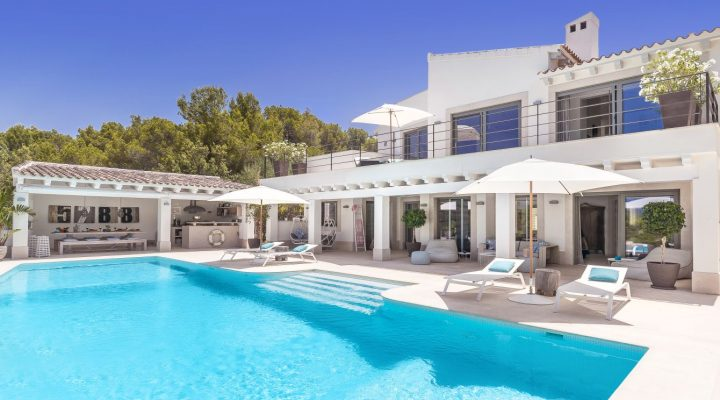 Luxuriöses Anwesen in Santa Ponca