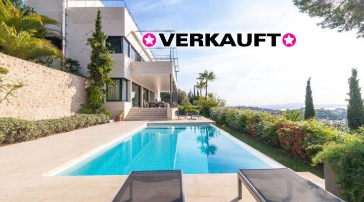 Luxusvilla mit Traumblick auf Palma