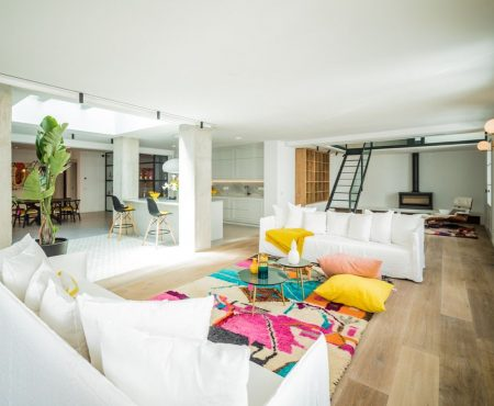 New York? Nein! Exklusives Palma Loft…
