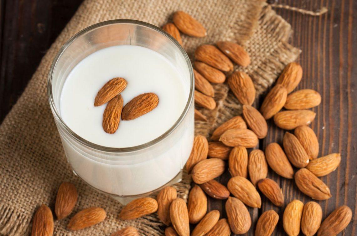 Mandelmilch – Die perfekte Alternative