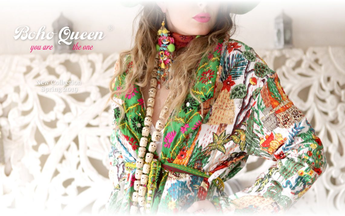 Boho Queen – you are the one