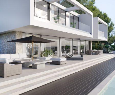 Spektakuläre Luxusvilla mit Meerblick
