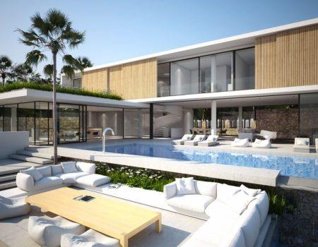 IBIZA l Extravagante Villa am Meer